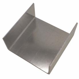 Aufschraubanker/U-Schale für betonierte Flächen/Bodenfliesen